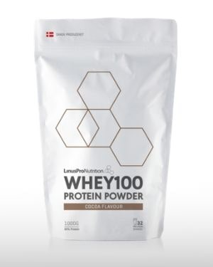 Linuspro Pure Whey 100 Proteinpulver