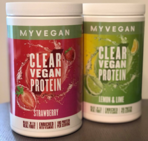 Clear Whey Vegan